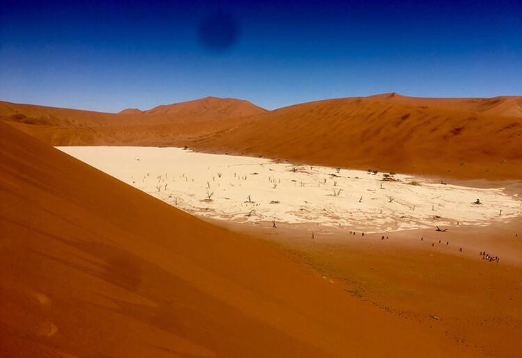 4x4 avventura namibia viaggio