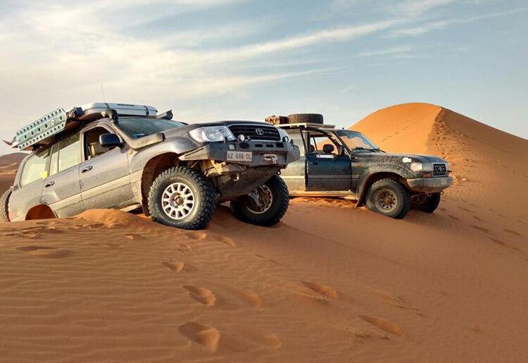 4x4 marocco viaggi