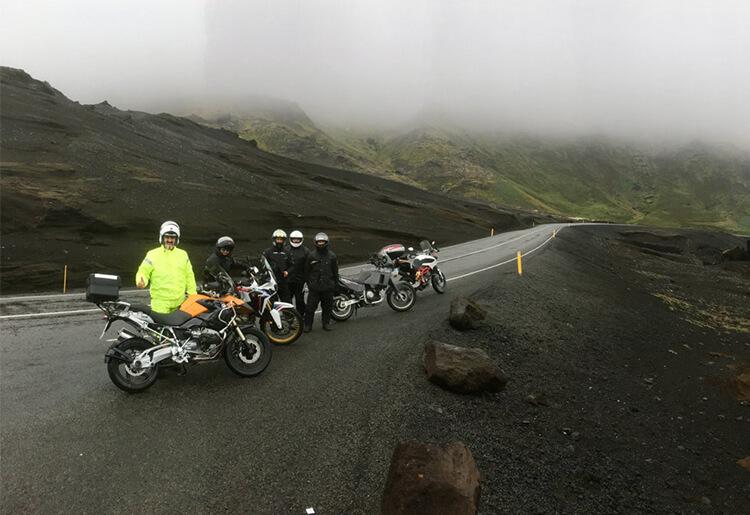 Islanda moto viaggi 4x4