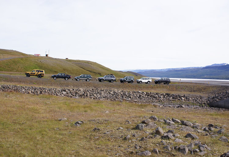 Islanda viaggi 4x4