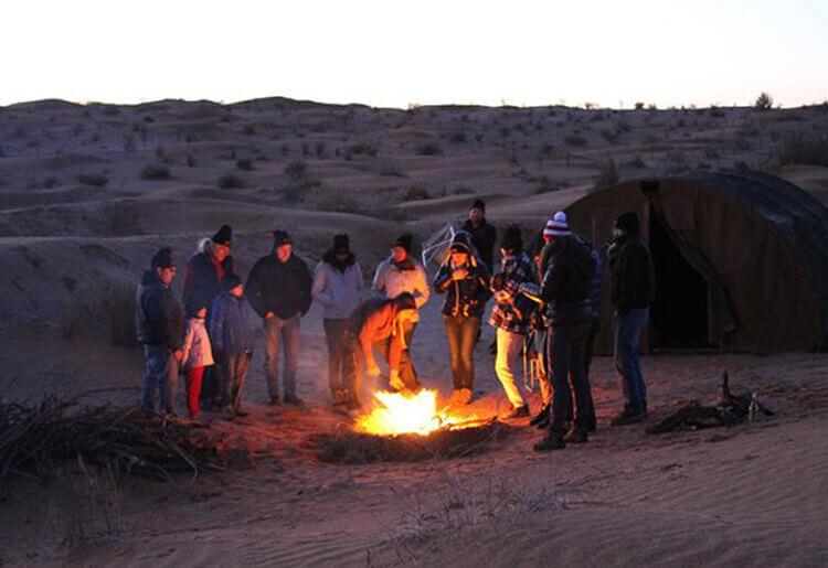 Tunisia 4x4 Capodanno viaggi
