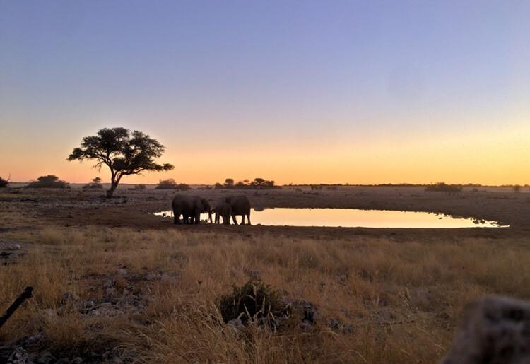namibia viaggio 4x4