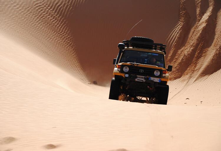 tunisia 4x4 viaggi