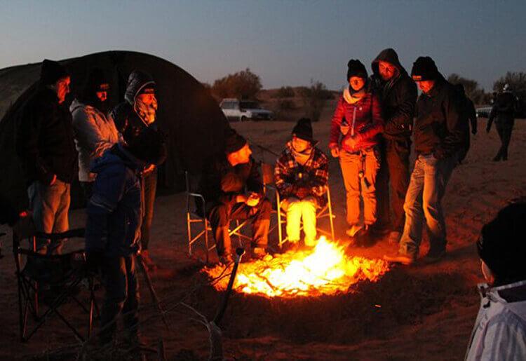 viaggi Tunisia 4x4 Capodanno