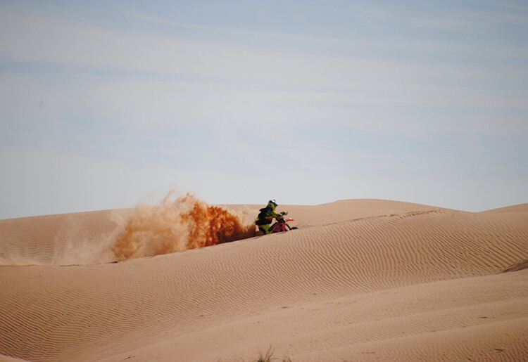 viaggi moto avventura 4x4 tunisia